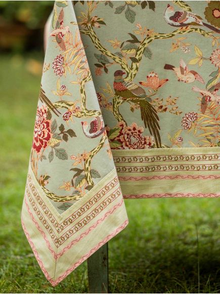 Table Cloth : Bird Sauge