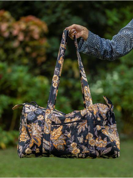 Kate Duffle Bag : Hawaii Black