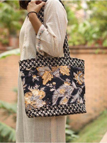 Megda Bag : Hawaii Black