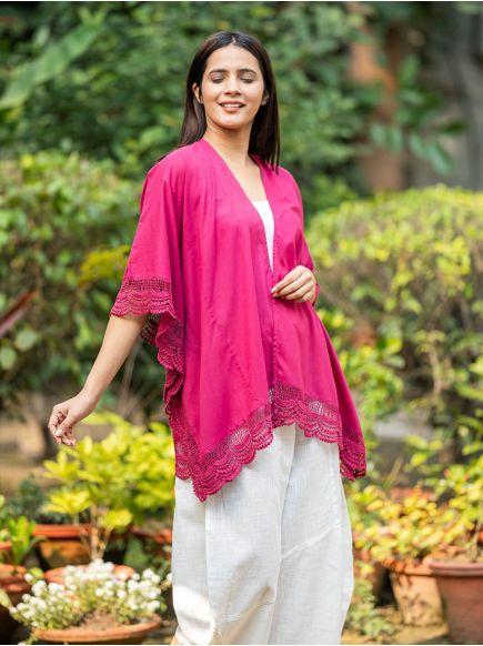 Bali Kimono : Red