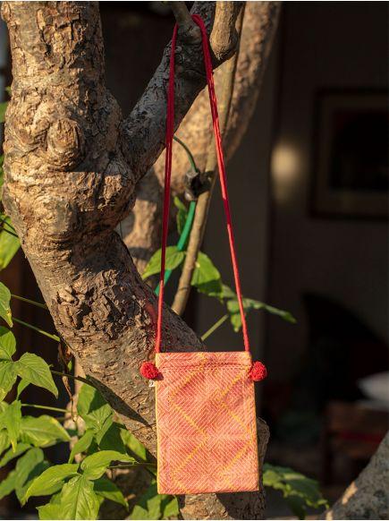 Sling Bag : Madallion Turmeric
