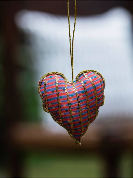 Heart Single Hanging : Assorted