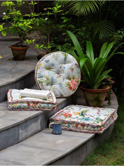 Floor Cushion : Corsica Country