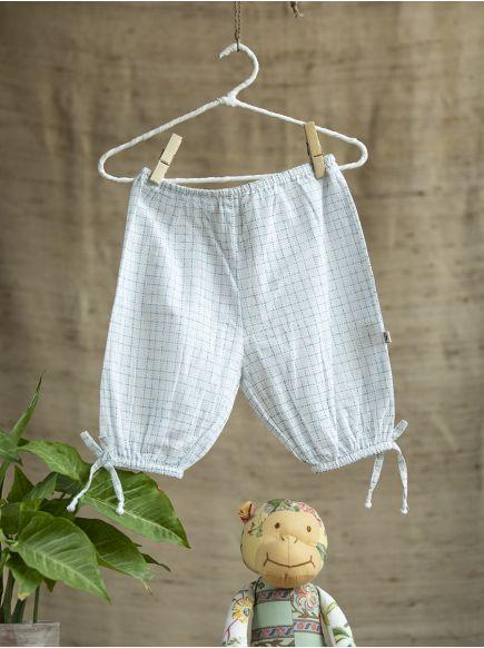 Harem Pants Kids : Shibori Turquise