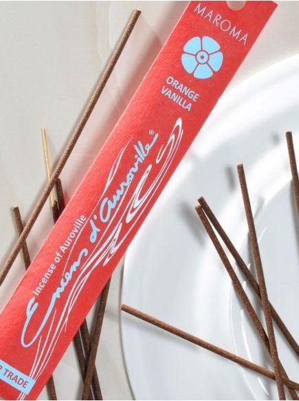 Incense Stick - Orange Vanilla
