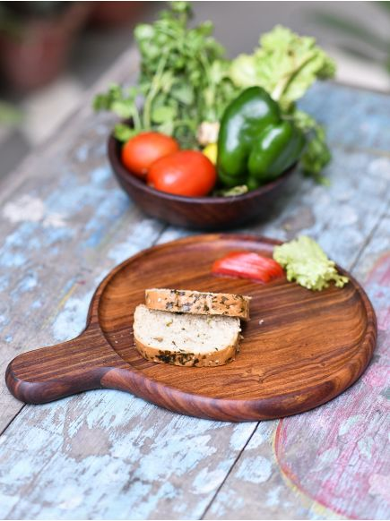 Pizza Pan : Wooden