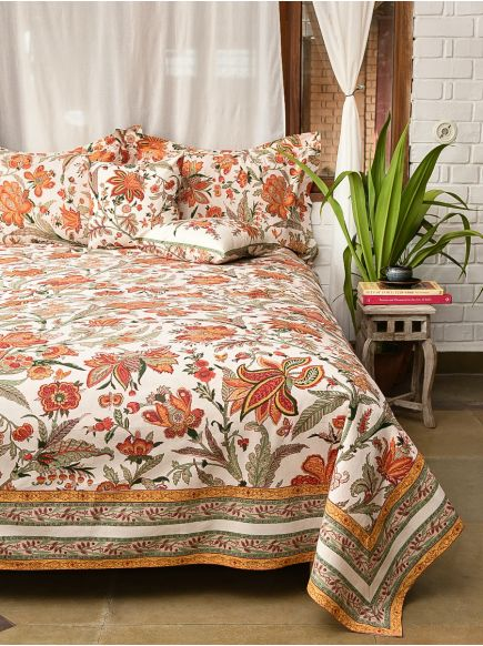 Bed Cover : Hawaii Beige
