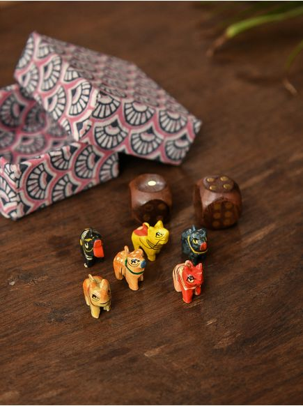 Dice Box Set Small : Assorted