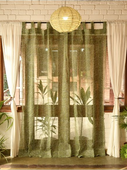 Bamboo Hanging Lamp : Lilia Moss