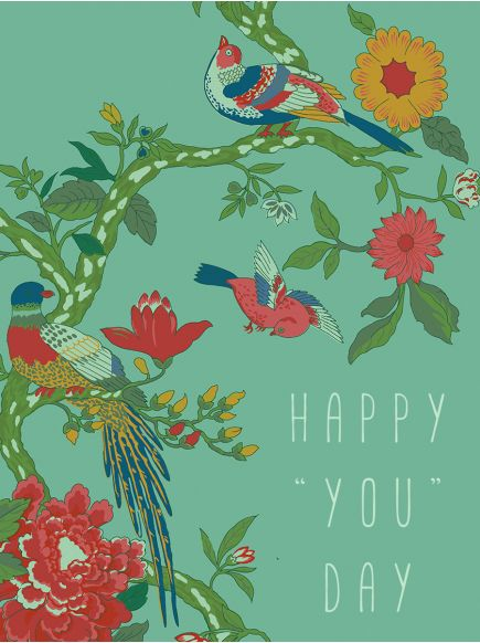 GIFT CARD : HAPPY YOU DAY