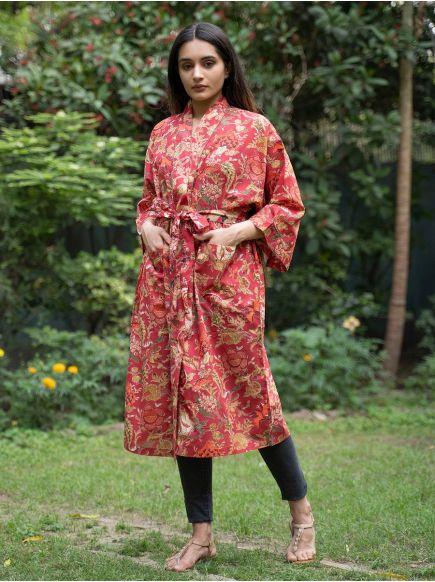 Kimono : Sequoia Berry