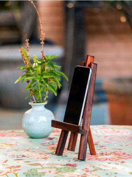 Photo Stand : Wooden