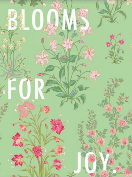 GIFT CARD : BLOOMS FOR JOY