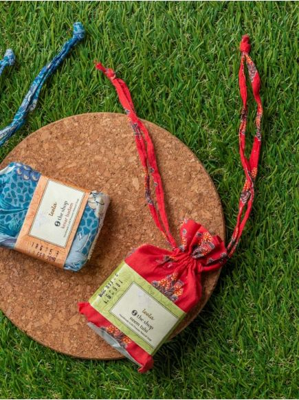 Handmade Soap : Gilki Luffa