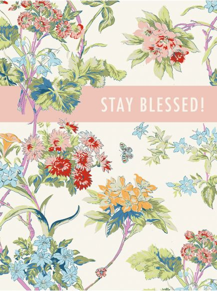 GIFT CARD  : STAY BLESSED