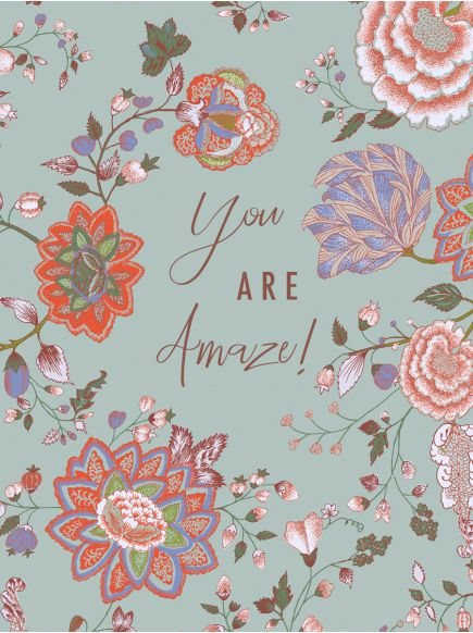 GIFT CARD : YOU ARE AMAZE